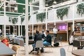 WeWork Waterhouse Square, Hayes