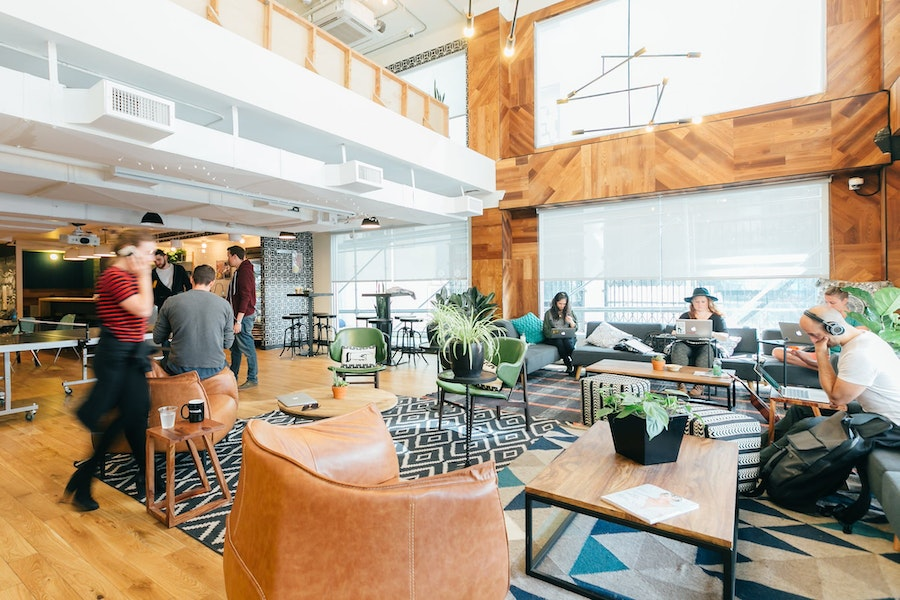 WeWork Waterloo, London