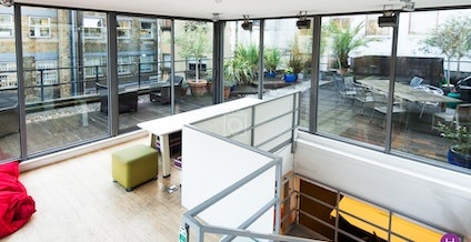 White Bear Yard, London | coworkspace.com