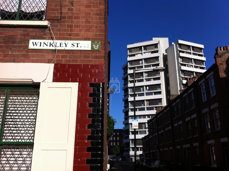 Winkley Studios, London