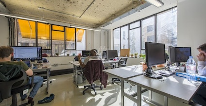 Workhouse, London | coworkspace.com