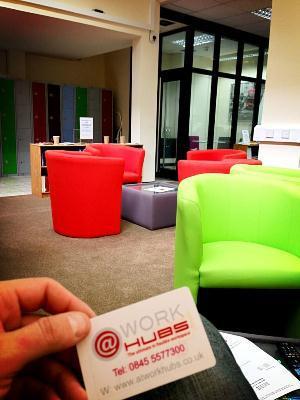 @WorkHubs, London