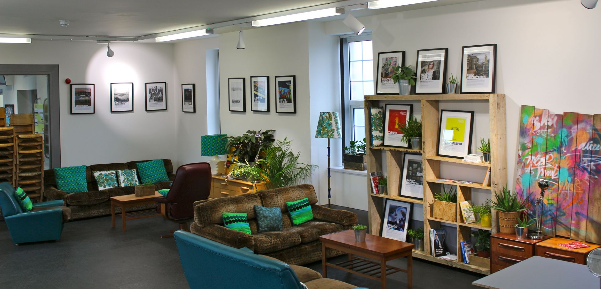 Eighty81 Creative Workspace, Londonderry