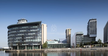 Regus - Manchester Digital World Centre profile image