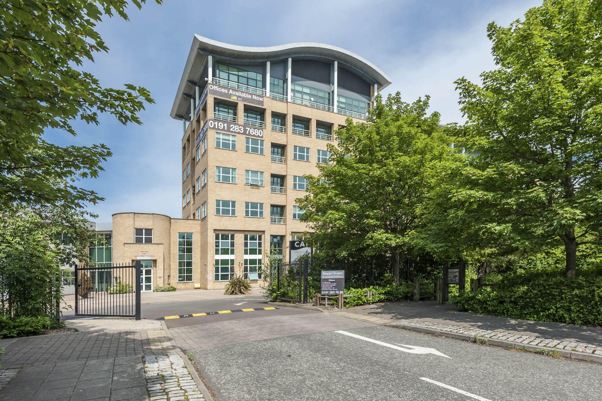 Royal Quays Business Centre, Newcastle Upon Tyne