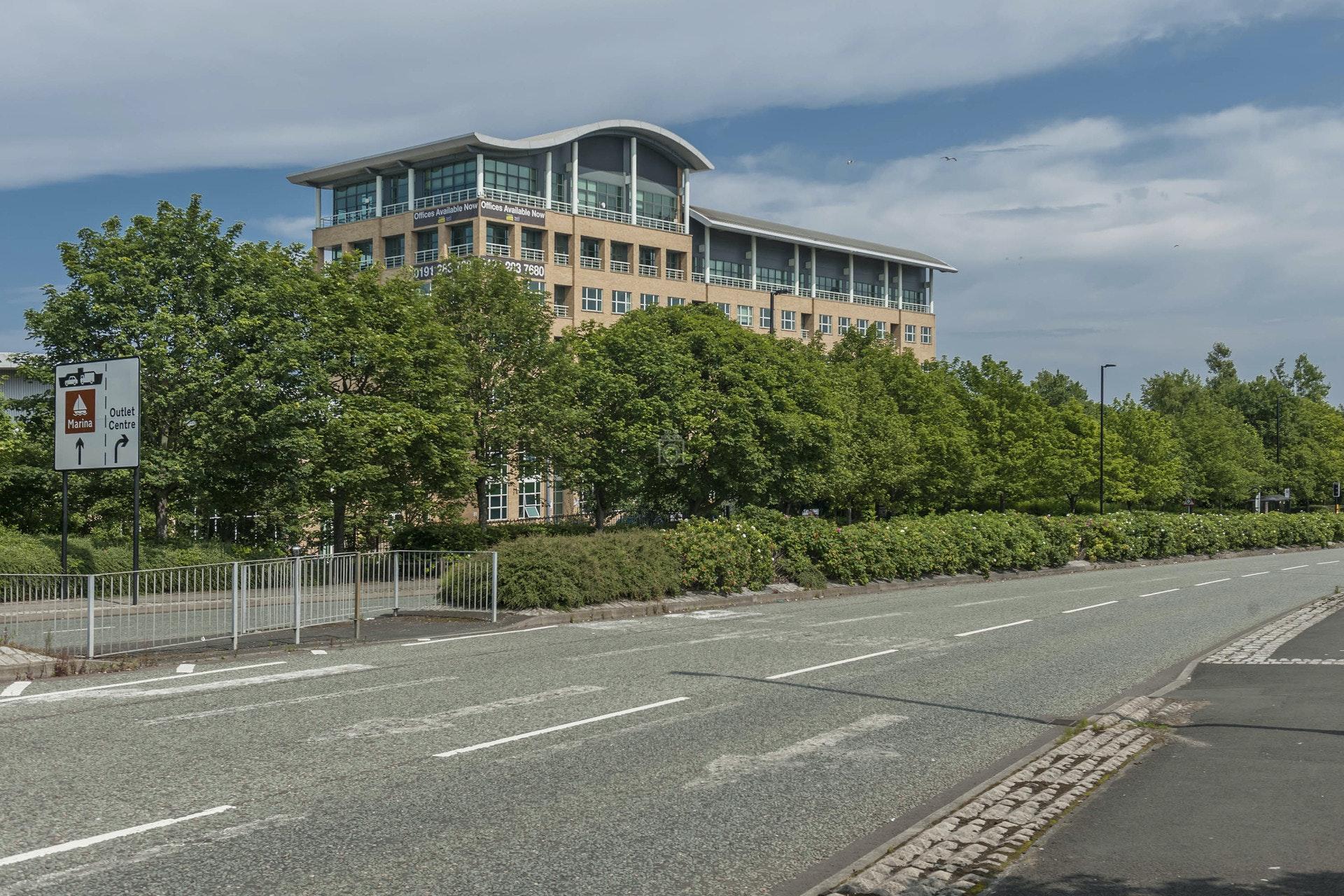 Royal Quays Business Centre Newcastle Upon Tyne Book