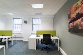 Regus Cloth Market, West Allotment