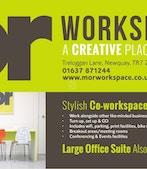 Coworking space on Treloggan Lane profile image