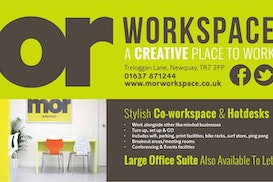 Mor Workspace, Truro