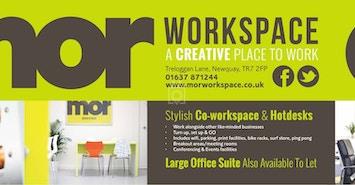 Mor Workspace profile image