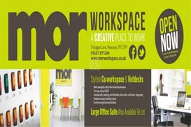 Mor Workspace, Cornwall