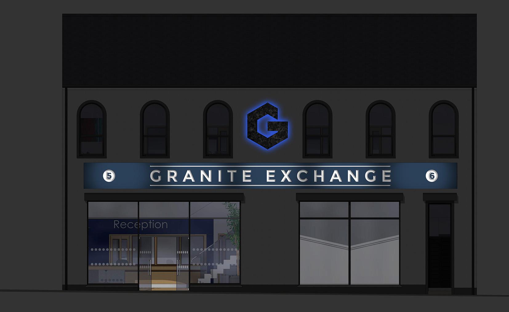 Granite Exchange, Newry