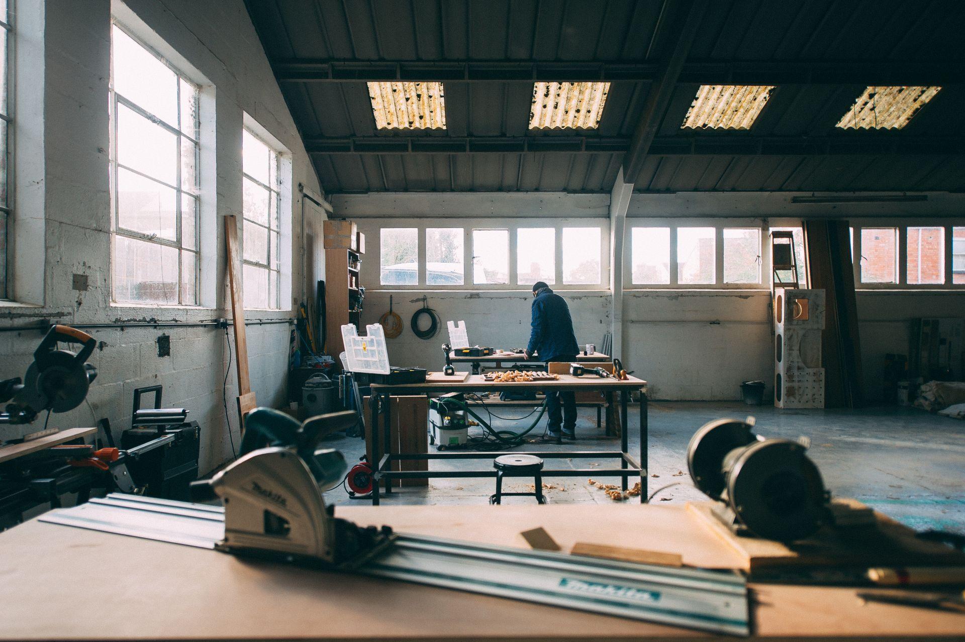 Desks at Abington Avenue, Northampton