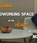 Delocate Coworking Space profile image