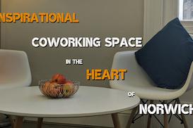Delocate Coworking Space, Norwich