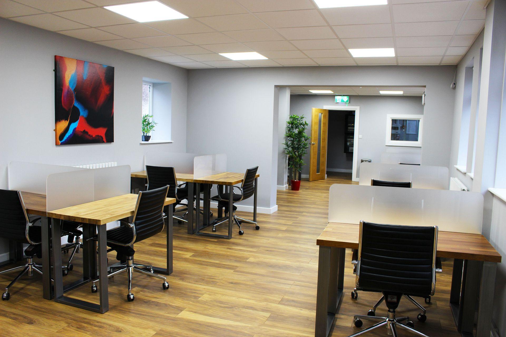 Business HQ, Nottingham