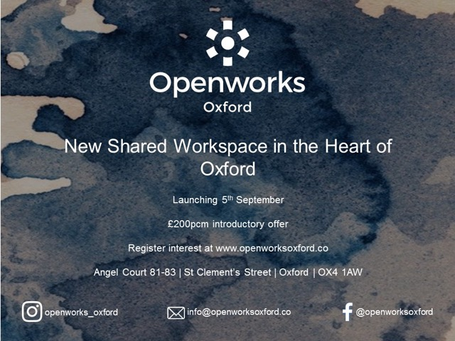 Openworks, Oxford