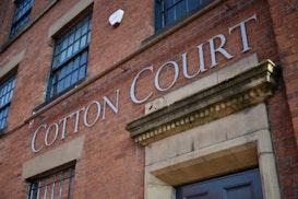 Cotton Court, Blackpool
