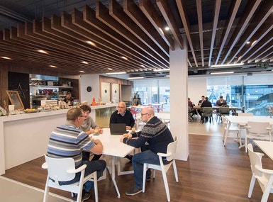 Spaces Works Reading Greyfriars Road image 4