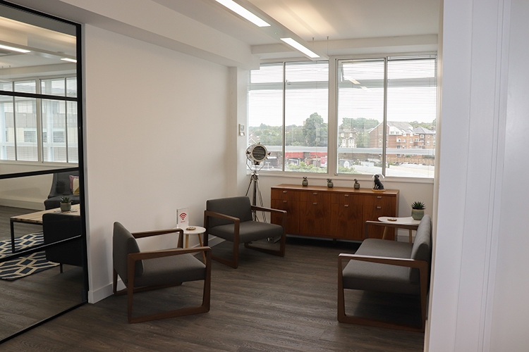 Coworking space in the heart of Richmond, Richmond
