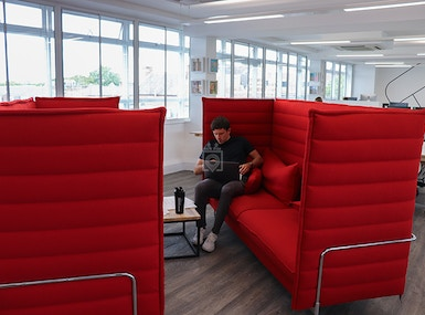 Coworking space in the heart of Richmond image 5