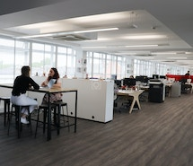 Coworking space in the heart of Richmond profile image