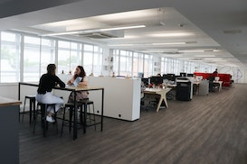 Coworking space in the heart of Richmond, Hayes