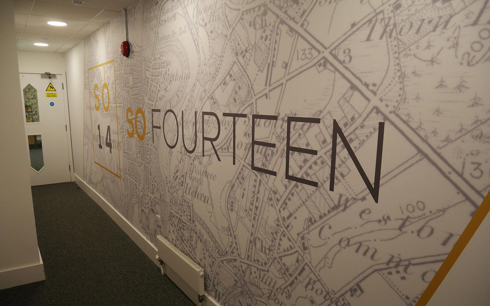 SO Fourteen, Southampton