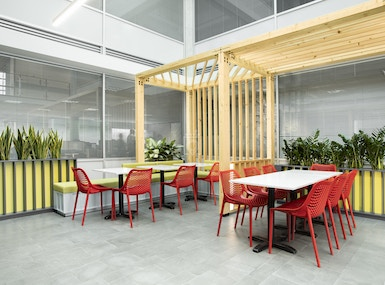 Regus - Stansted, Airport image 5
