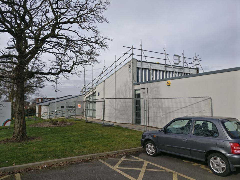 The Hub at Ashmore Park, Wolverhampton