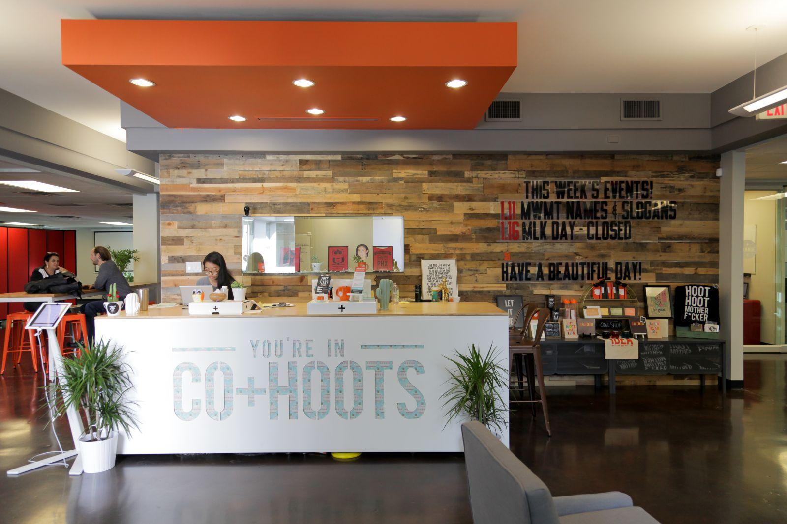 CO+HOOTS, Phoenix