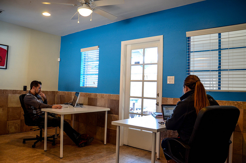 Coworking on 15th, Phoenix