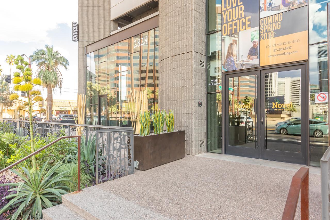 Novel Coworking Phoenix Midtown, Phoenix
