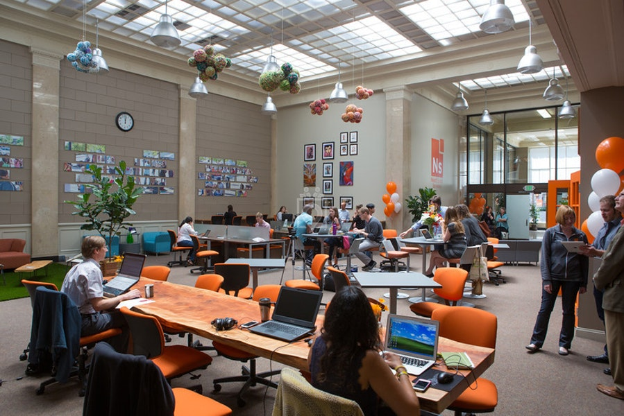 NextSpace Berkeley, Berkeley