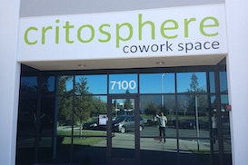 Critosphere Cowork Space, Pleasanton