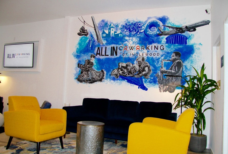 All In Coworking, Inglewood