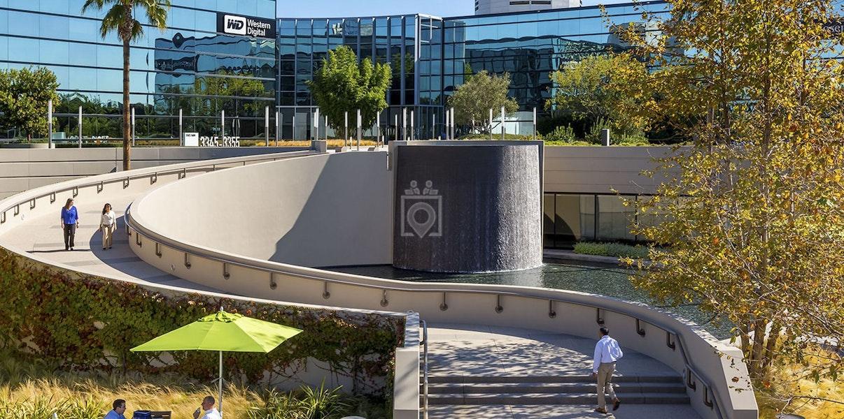 Industrious Irvine, Irvine