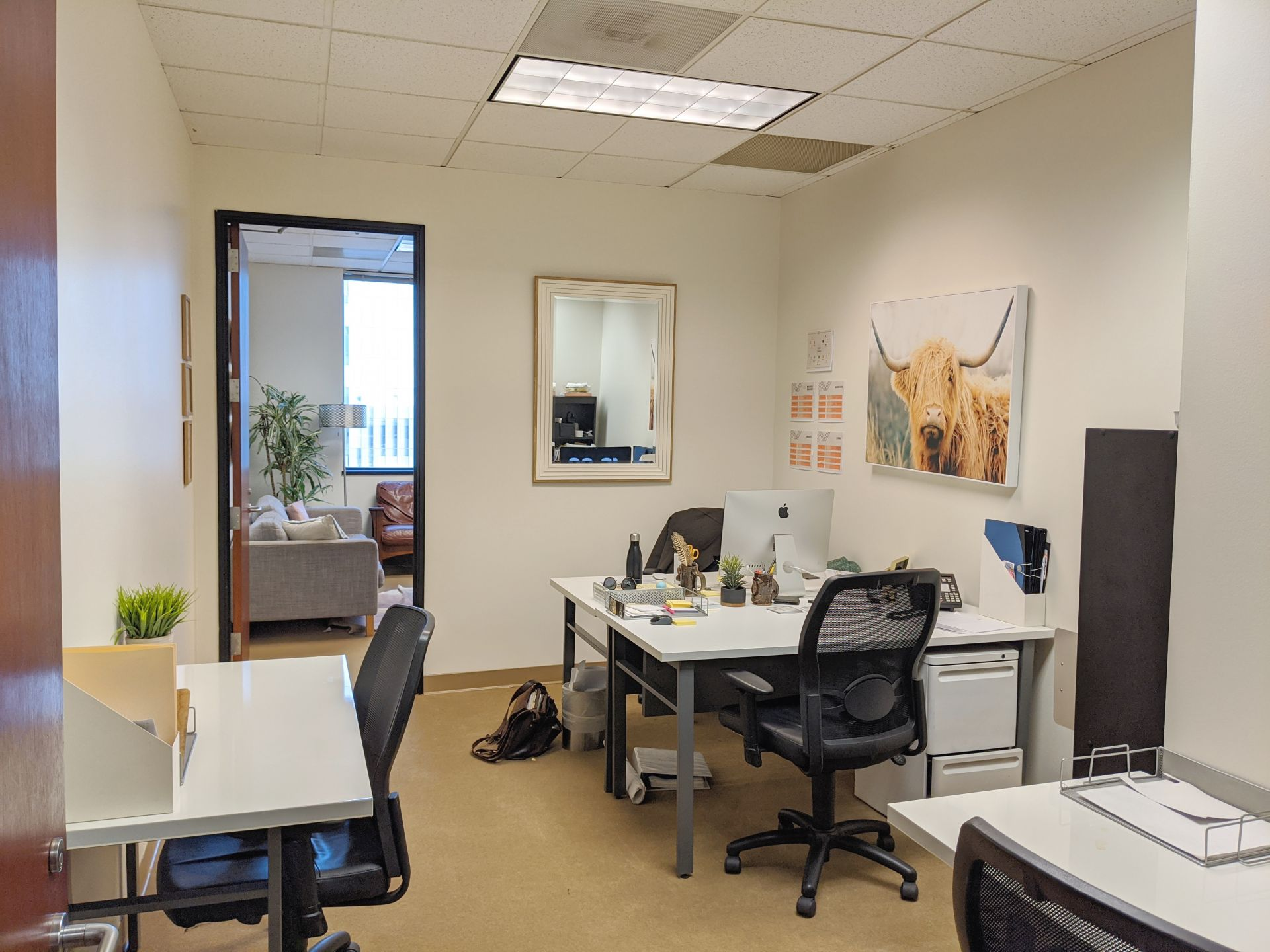 Desk Space in a Private Offices, Long Beach