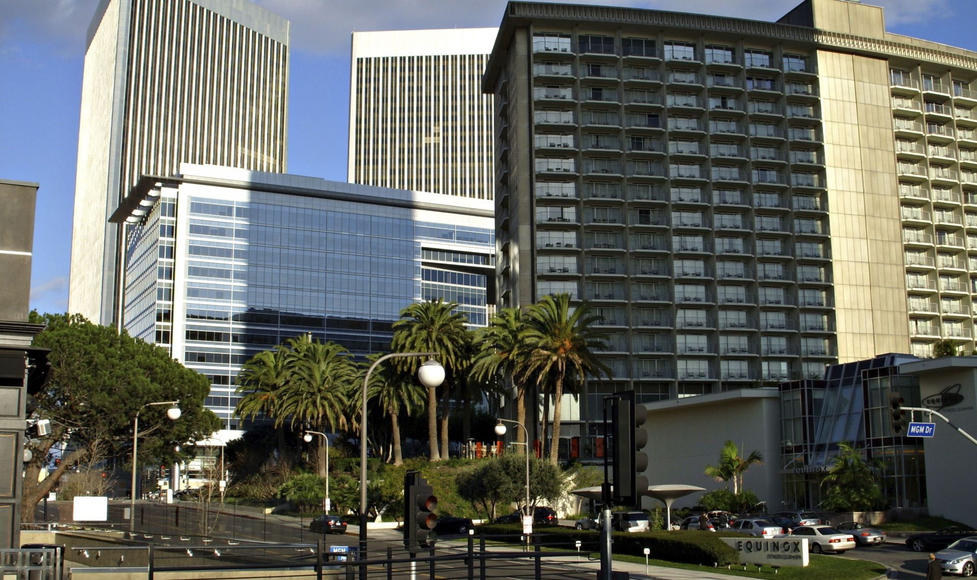 Industrious Los Angeles Century City, Los Angeles