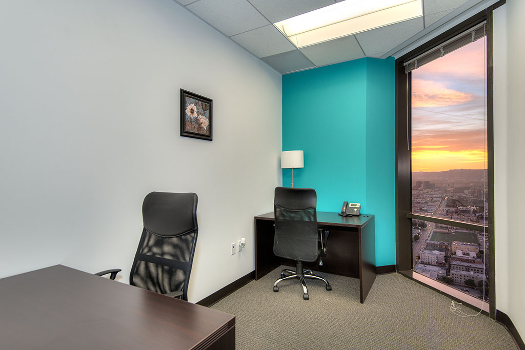 Titan Offices, Inc., Los Angeles