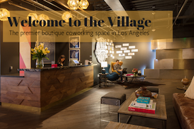 Village Workspaces - West LA, Manhattan Beach