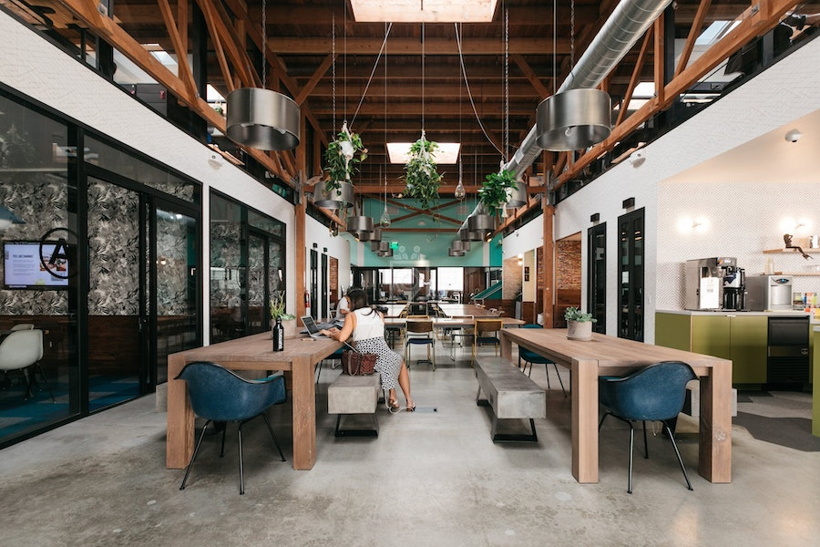WeWork Culver City, Los Angeles