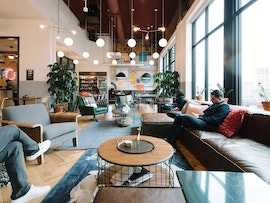 WeWork Fine Arts Building, Los Angeles