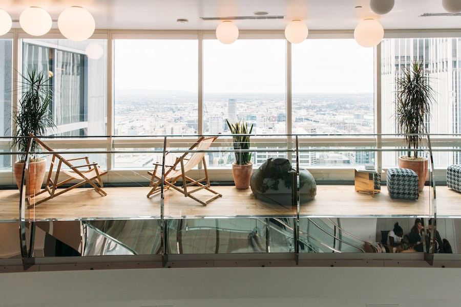 WeWork Gas Tower, Los Angeles