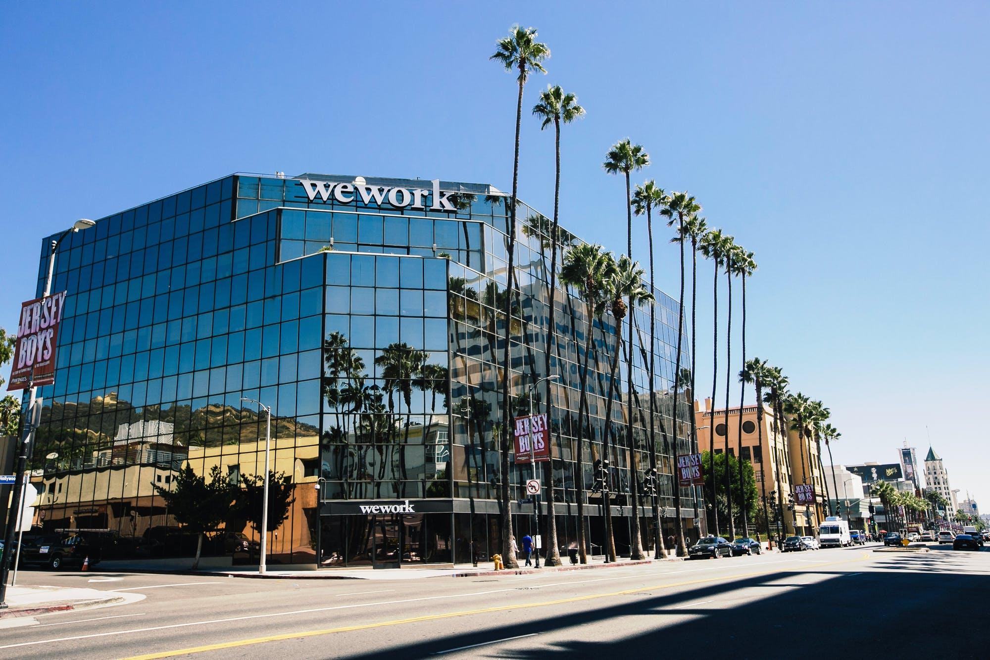 WeWork Hollywood, Los Angeles