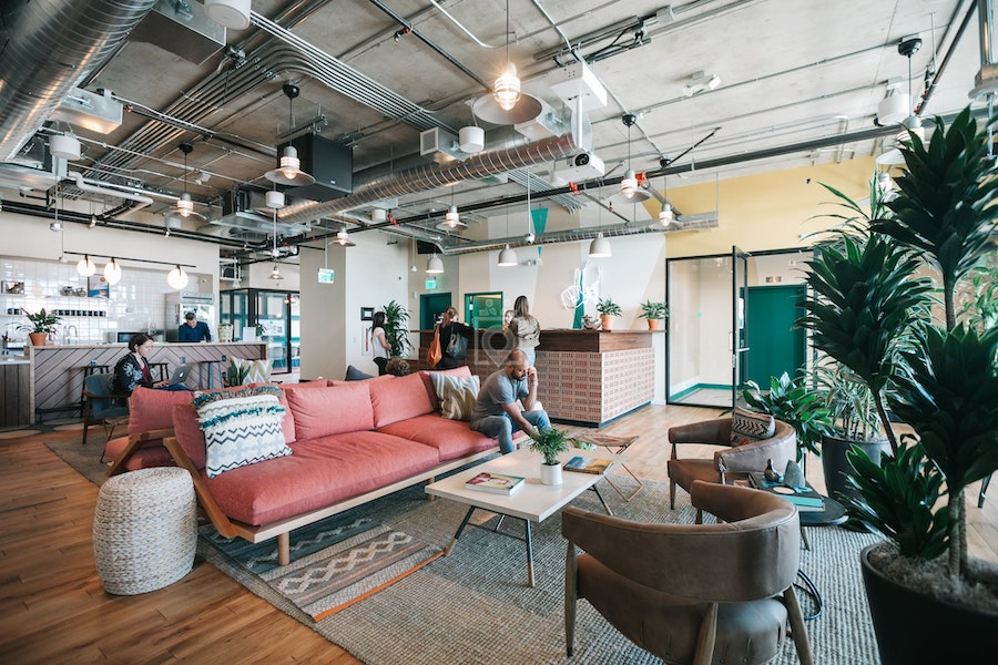WeWork La Brea, Los Angeles
