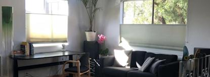 Garden + Lemon Tree Coworking Space