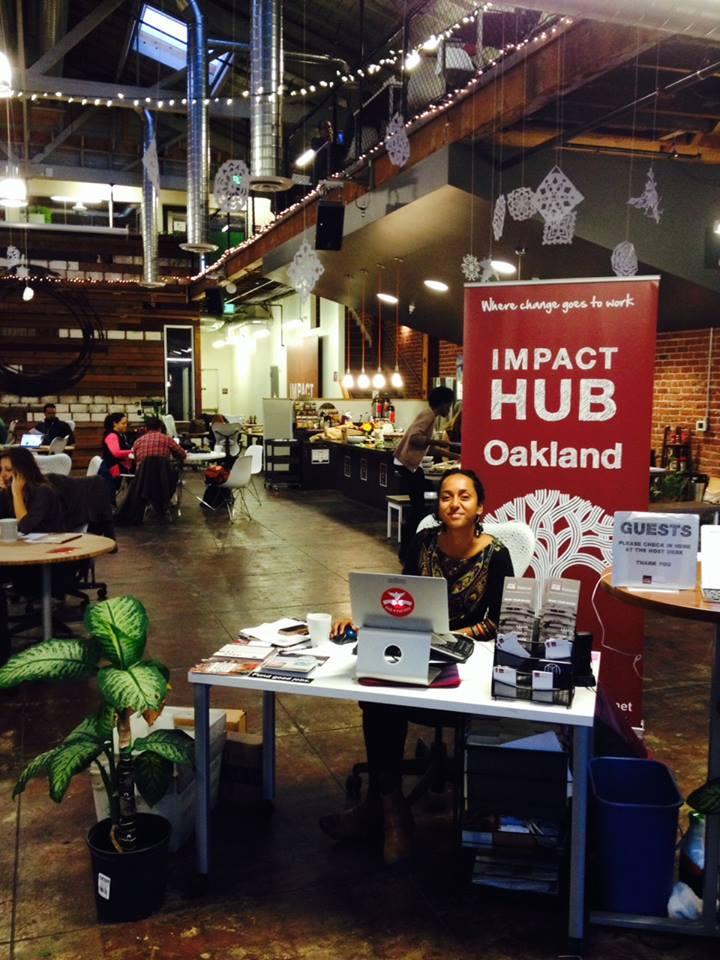 Impact Hub Oakland, Oakland