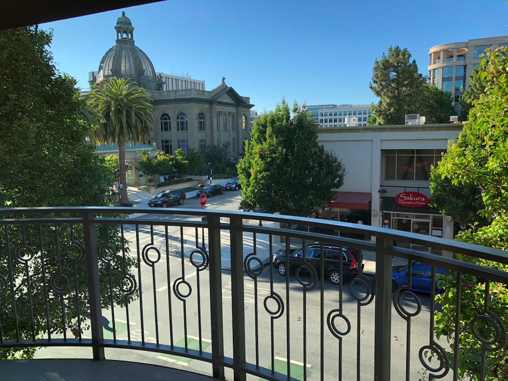 Silicon FinTech Bay, Redwood City