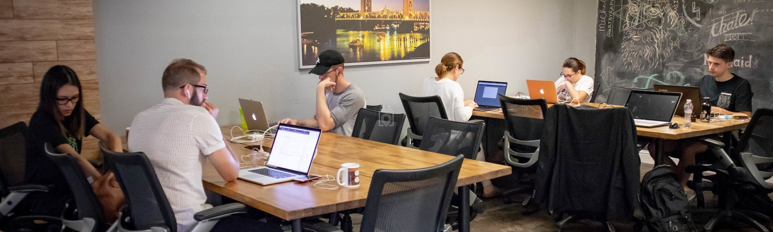 new products 7e6fb 64133 Outlet Coworking, Sacramento - Book Online - Coworker